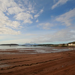 16. Oktoober 2010 - 10:52 - Holy Isle, Little Cumbrae and Arran from Millport