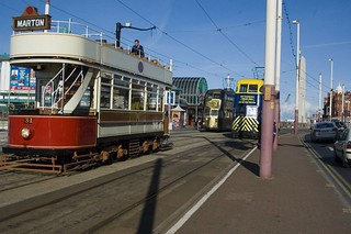 Blackpool Tramway | by markhows