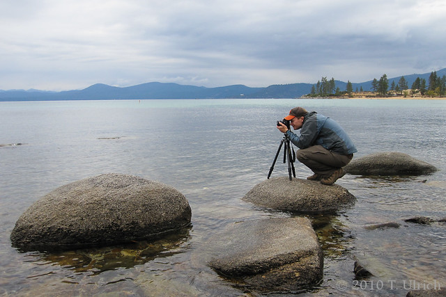 Photographing Tahoe
