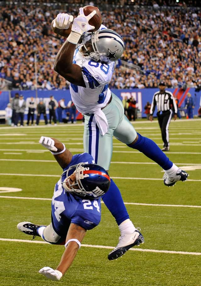 Dez Bryant Amazing Catch Vs Giants Dez Bryant Of Dallas Co