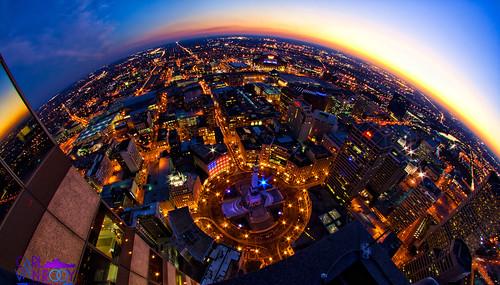 city urban skyline circle downtown indianapolis indy indiana chasetower circlecity monumentcircle soldiersandsailorsmonument jwmarriott naptown lucasoilstadium urbanindy