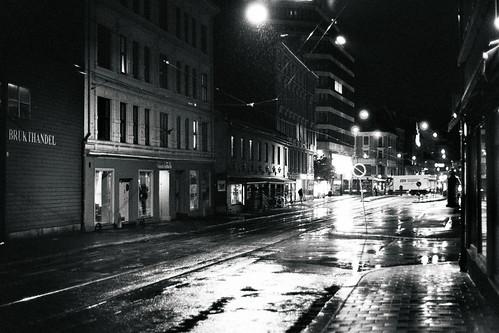 night time by Jannik Hildebrand