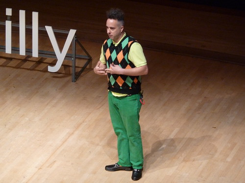 Stephen Powers at TEDxPhilly 2010