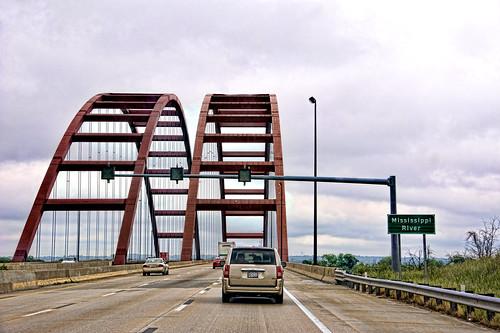 illinois nikon bridges arches roadtrip missouri mississippiriver highways tamron interstates horwath tamronlens i255 d700 interstate255 rayhorwath tamron28mm300mmlens