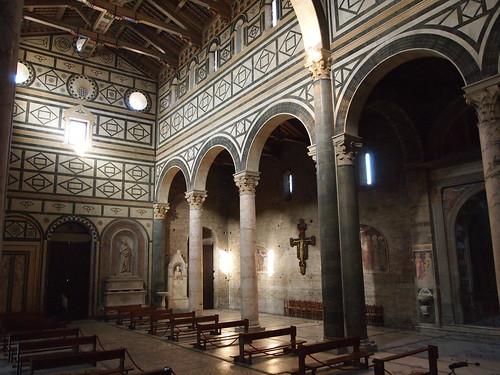 Chiesa di San Miniato al Monte, Florence