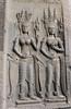 Apsary na věžích Angkoru, foto: Petr Nejedlý