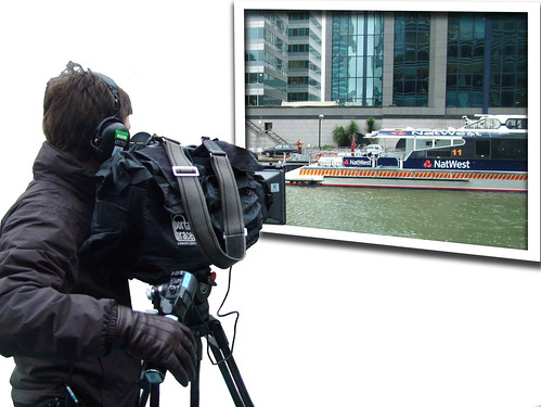 Thames Clippers Cameraman OOB | by kenjonbro
