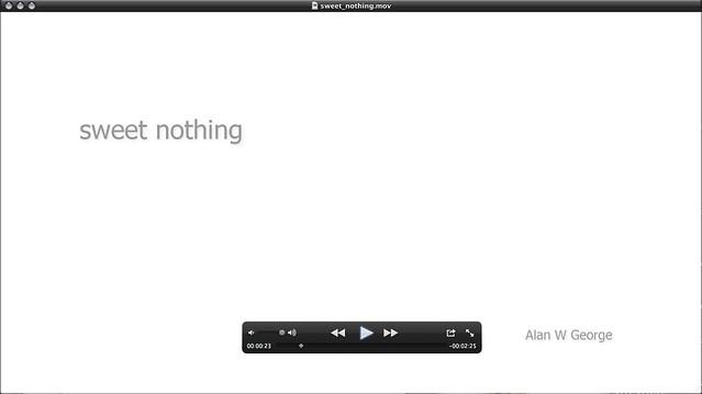 Sweet Nothing .MOV (42 MB)