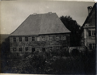 Photographs From a Haas Family Vacation to Bavaria, Germany: Reckendorf, Haas Family Home (circa 1911)
