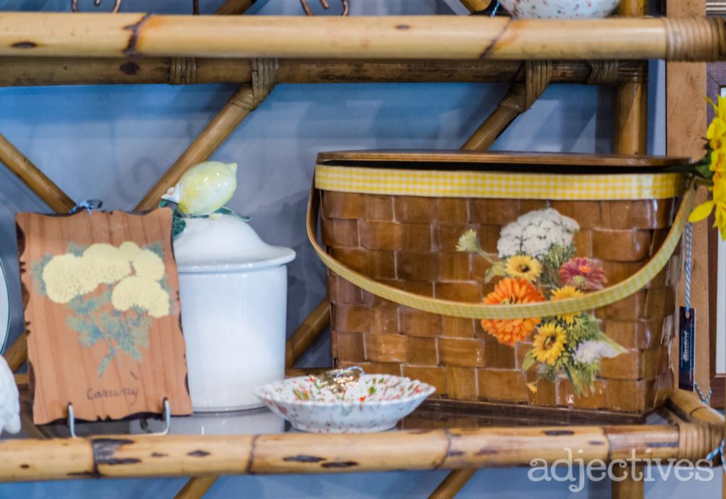 Bluebird Mercantile Adjectives Winter Garden