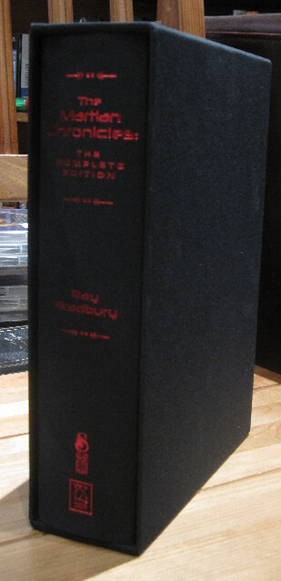 The Martian Chronicles - in slipcase