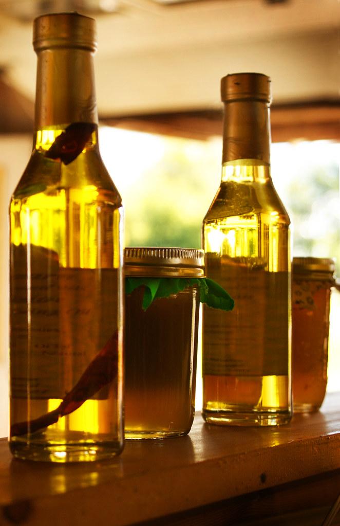 Bottled Gold  -  Avia Venefica