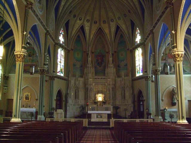 St. Alphonsus Catholic Church, Chicago, IL