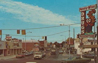 Caldwell, Idaho   by The Cardboard America Archives