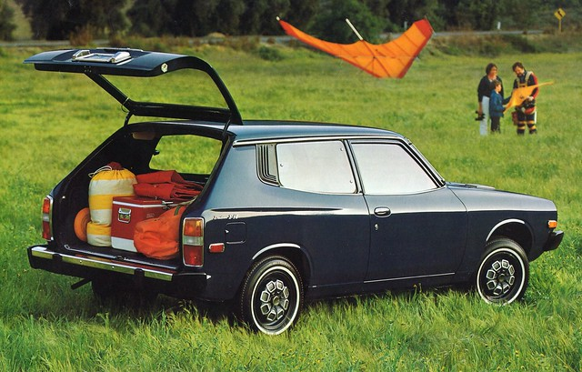 1977 Datsun F-10