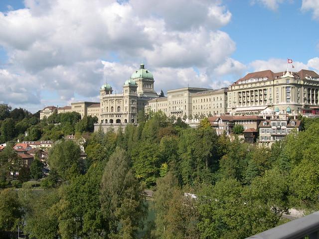 Bern Bundeshaus, Regierungsgebaude der Schweiz