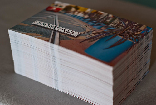 12899 Muni streetcar track continues down postcard stack | by geekstinkbreath