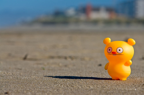 Uglyworld #792 - Trunko at Rockaway Beach | by www.bazpics.com