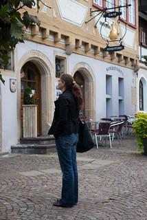 Touristin Anne   by grindcrank