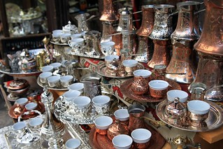 Coffee sets - Sarajevo, Bosnia | by To Uncertainty And Beyond