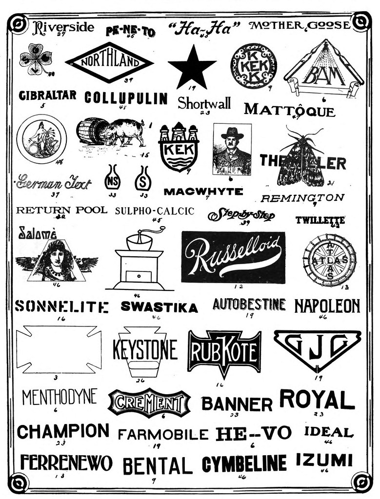 RubKote - From The Trade Mark News. Published 1910-13. - Double-M - Flickr