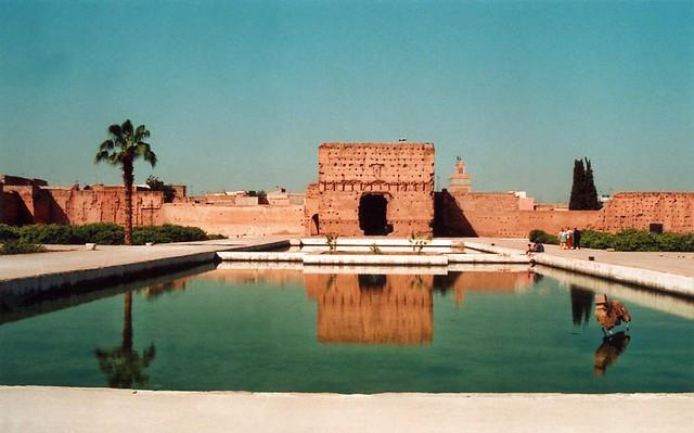 Koubba al-Khamsiniya (Palais el-Badi)