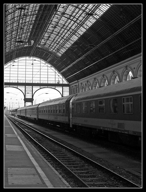 Budapest - East railway station 1