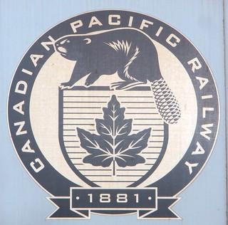 Canadian Pacific Railway Logo | by rabidscottsman