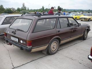 1980 MK2/1 Ford Granada Chasseur edition