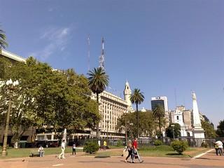 Praça de Maio | by Lu Monte