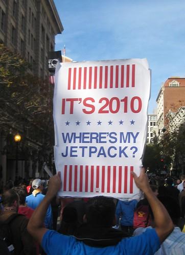 Where's my jetpack? | by futureatlas.com