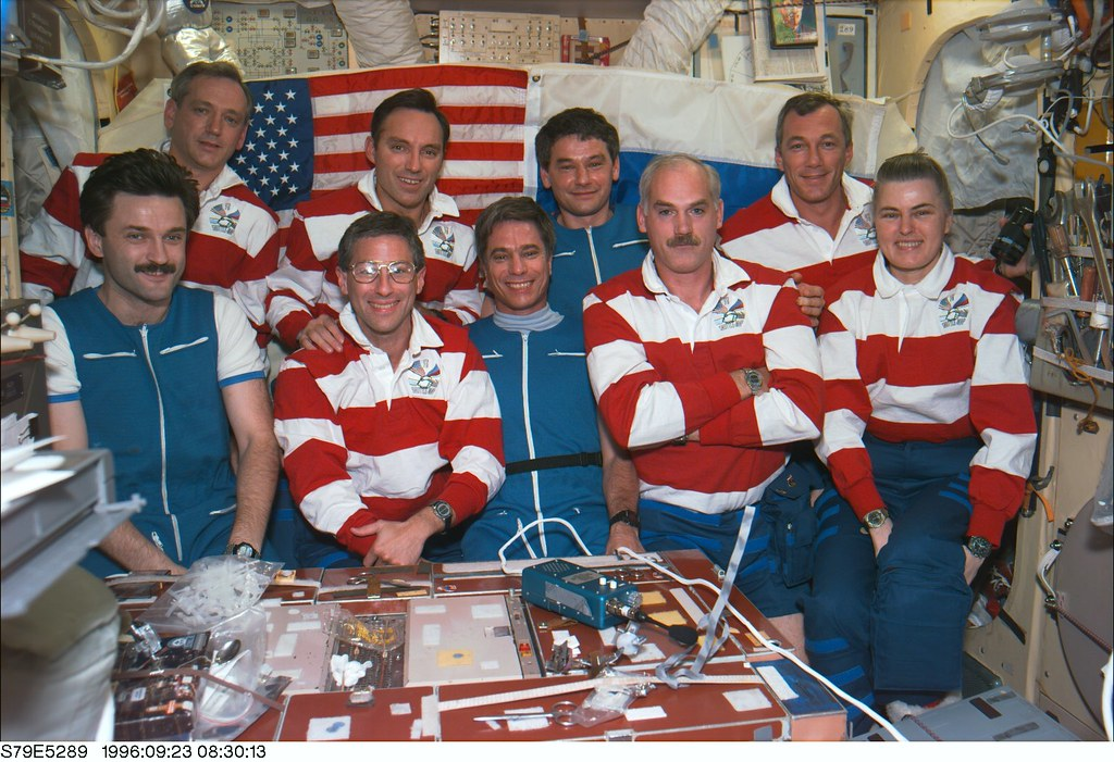 STS-79 Shuttle Mission Imagery