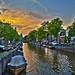 Amsterdam by McHerbert