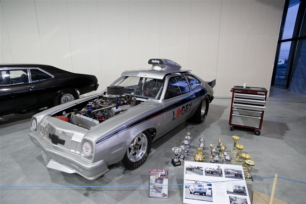 Ford Pinto SBC, the winningest race car in Icelandic Drag