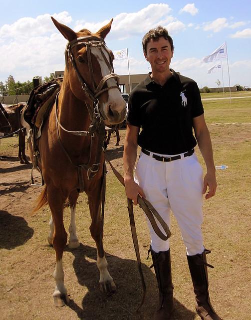 Σταύρος the polo player...;)