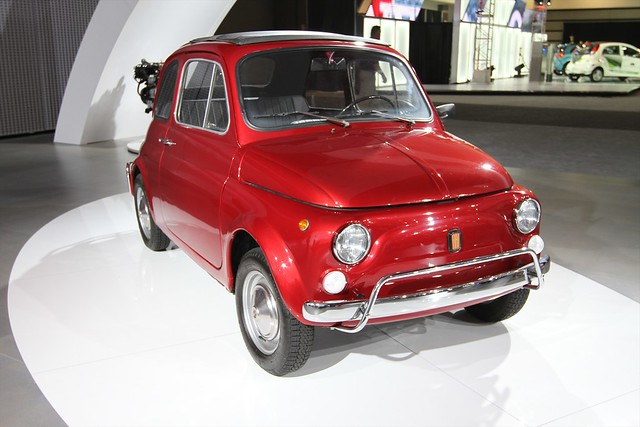 FIAT at 2010 LA Auto Show