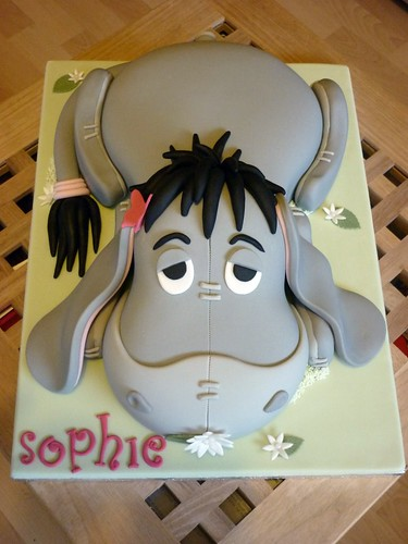 Eeyore birthday cake | by The Designer Cake Company