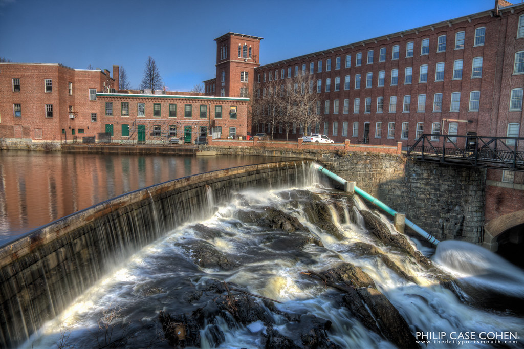 Dover Mill by Philip Case Cohen