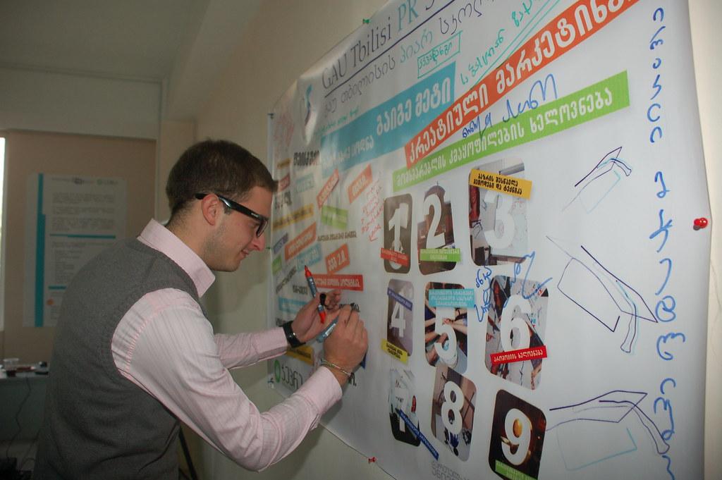 PR School - creative marketing