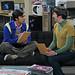 Big Bang Theory set decoration