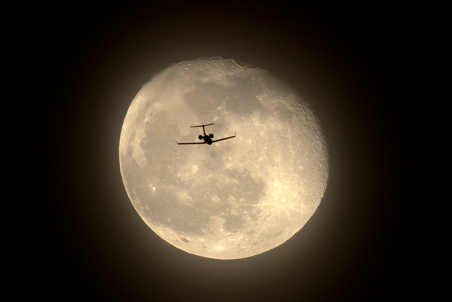 327/365  Fly me to the moon