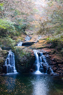 荷担滝 Ninai Waterfall | by Chi (in Oz)