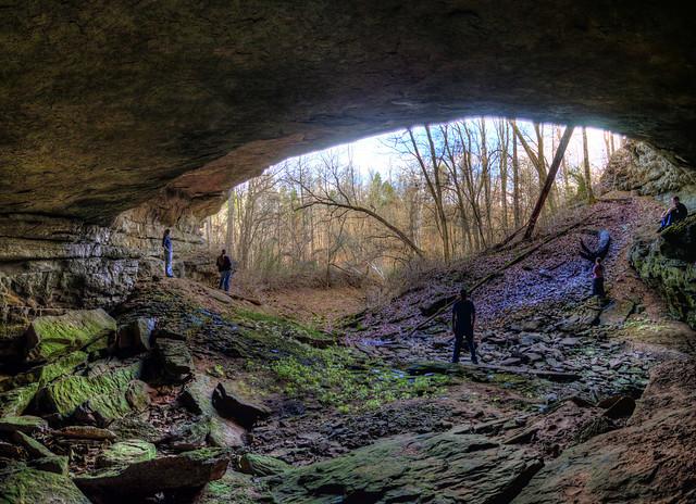 Sullivan Cave, White Co, TN