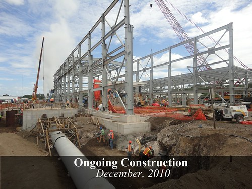 Ongoing Construction 12.01.10 | by Ram Power Photo Gallery