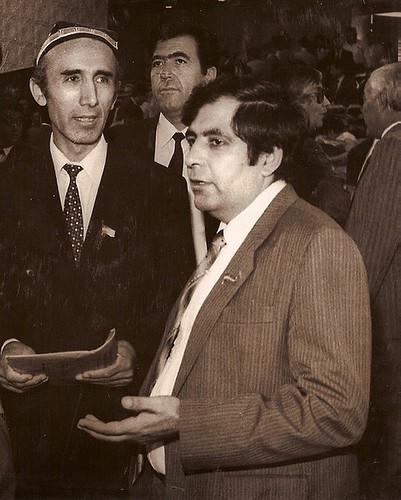 Sherali Jo'rayev va Jahongir Mamatov | by uzbekcongress