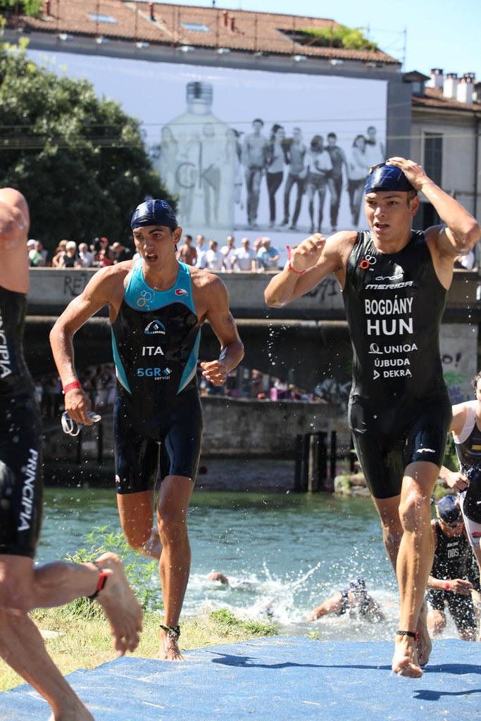 2021 Olympic Triathlon odds