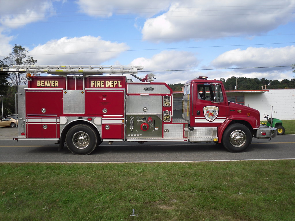 E-303 Beaver fd Pike Co ohio