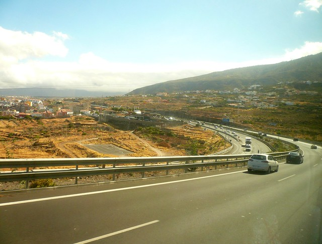 Tenerife: TF 1 Motorway