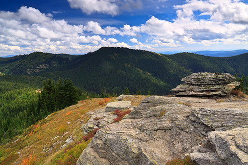mountains idaho scenicviews grandmothermountain stjoenationalforest idahopanhandlenationalforests