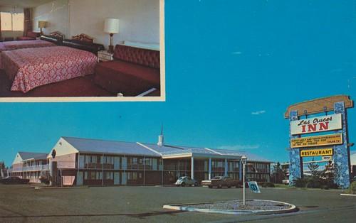 newmexico vintage inn postcard motel lascruces